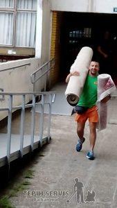 Pranje tepiha, Tepih servis Balkan Mol